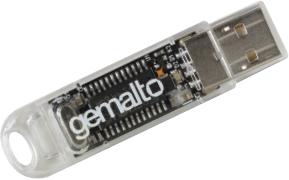 Pentio USB Token 3300A
