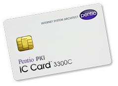 Pentio IC Card 3300C