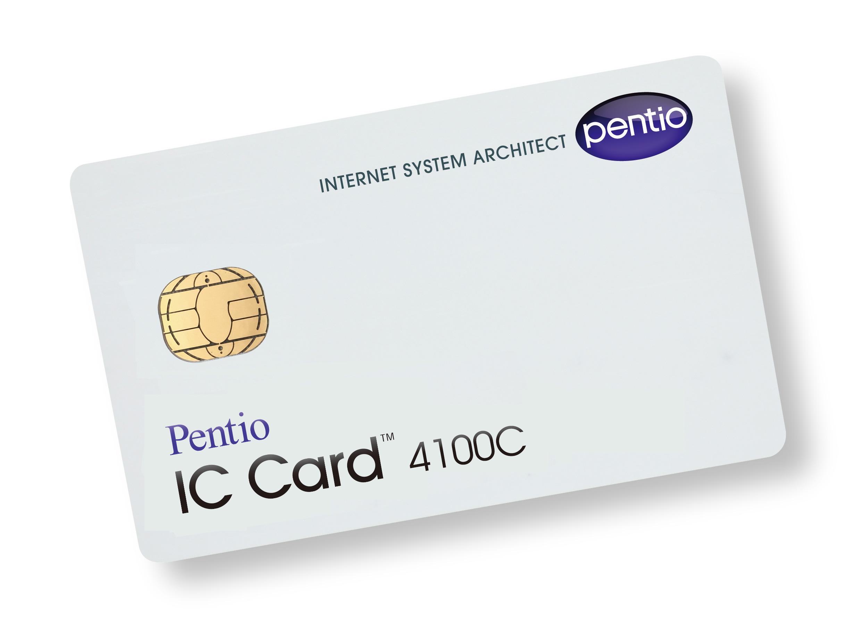 Pentio IC Card 4100C