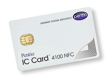 Pentio IC Card 3300NFC